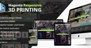 magento 3d printing