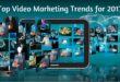 top product video marketing trends in 2017