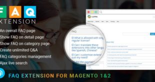 How to overcome the disadvantages of online shopping with Magento FAQ extension