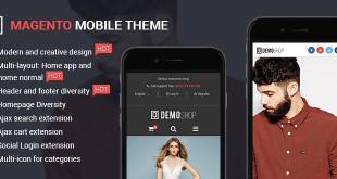 banner-magento mobile theme