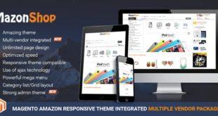 Magento Amazon vendor with Advanced Magento multi vendor
