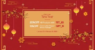 Lunar New Year 2020: Specials, Promotions & Offers